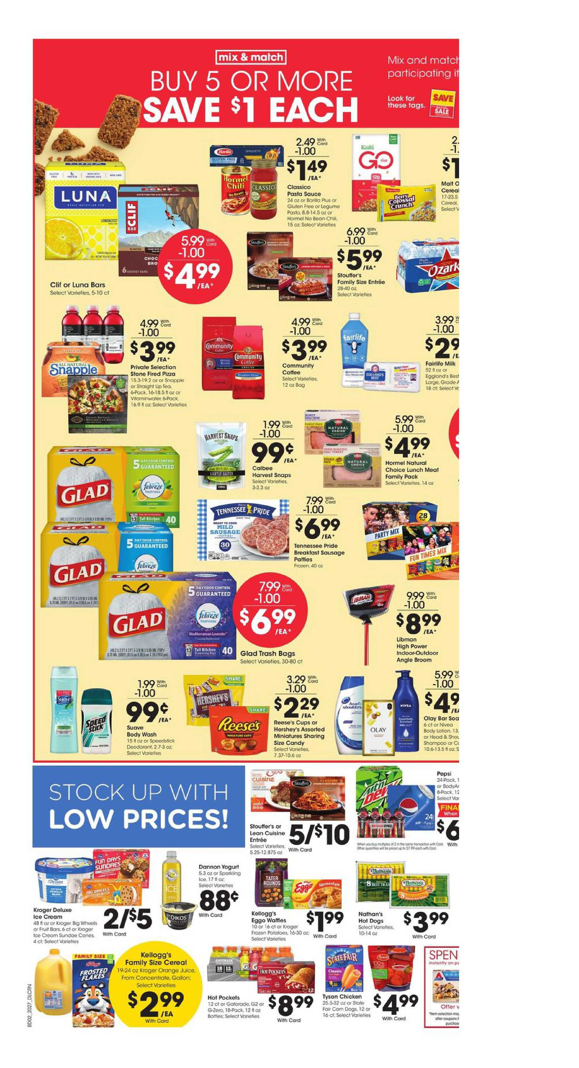 Kroger - deals are valid from 08/05/20 to 08/11/20 - page 4.