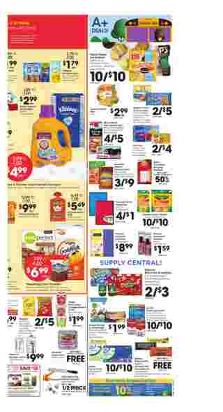 Kroger - deals are valid from 08/05/20 to 08/11/20 - page 5.