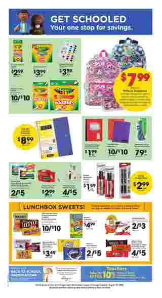 Kroger - deals are valid from 08/05/20 to 08/11/20 - page 7.