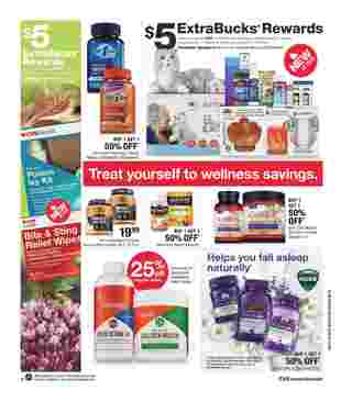 CVS - deals are valid from 08/28/19 to 08/31/19 - page 16.