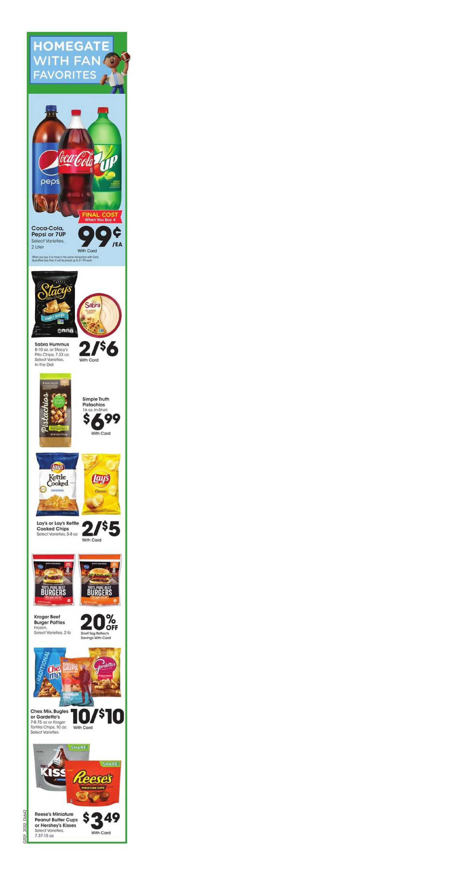 Kroger - deals are valid from 09/09/20 to 09/15/20 - page 3.