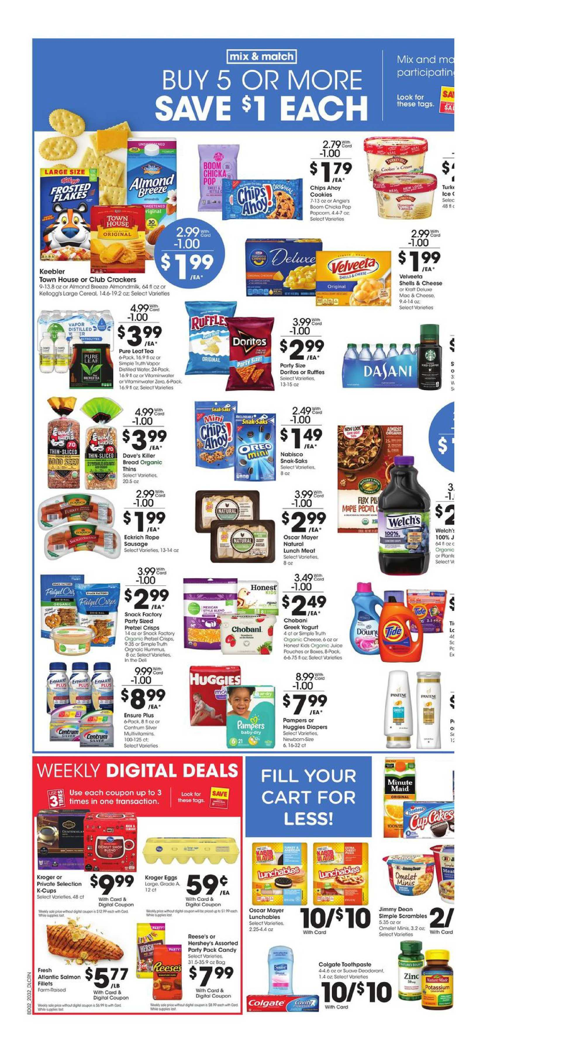 Kroger - deals are valid from 09/09/20 to 09/15/20 - page 4.