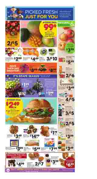 Kroger - deals are valid from 09/09/20 to 09/15/20 - page 6.