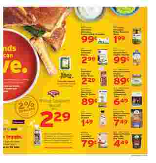 Hannaford - promo starting from 02/23/20 to 02/29/20 - page 9.