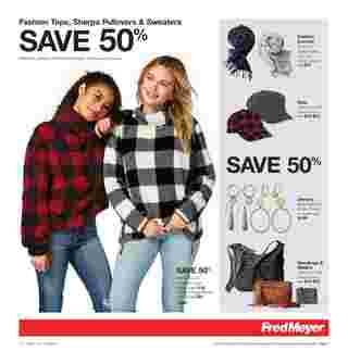 Fred Meyer - deals are valid from 10/23/19 to 10/29/19 - page 17.