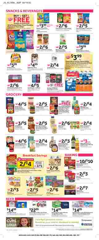 Stop & Shop - deals are valid from 09/25/20 to 10/01/20 - page 10.