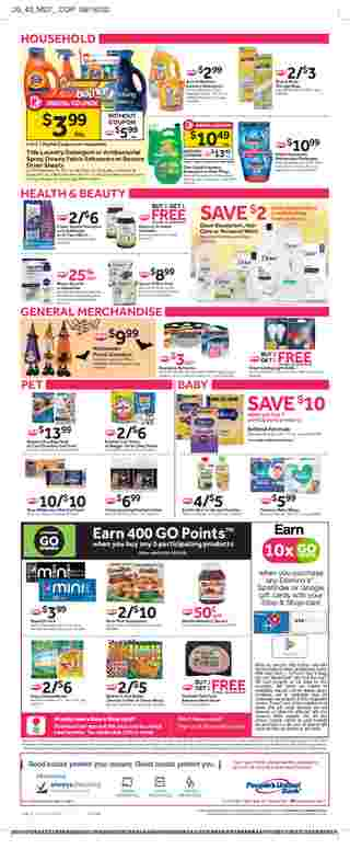 Stop & Shop - deals are valid from 09/25/20 to 10/01/20 - page 11.