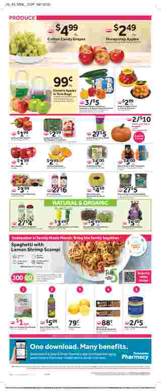 Stop & Shop - deals are valid from 09/25/20 to 10/01/20 - page 13.