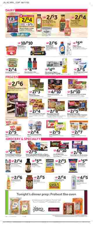 Stop & Shop - deals are valid from 09/25/20 to 10/01/20 - page 8.