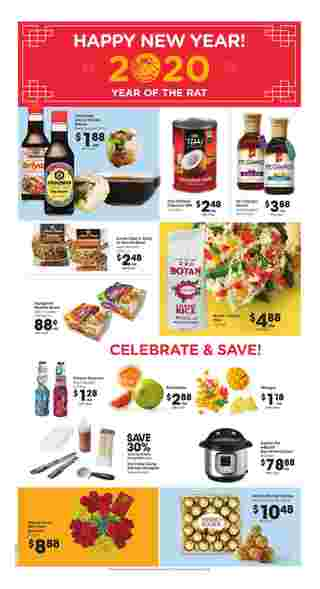 Kroger - deals are valid from 01/29/20 to 02/04/20 - page 9.