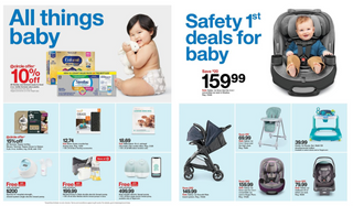 Target - deals are valid from 08/09/20 to 08/15/20 - page 18.