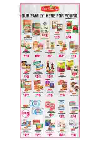 Family Fare - deals are valid from 11/10/19 to 11/16/19 - page 10.