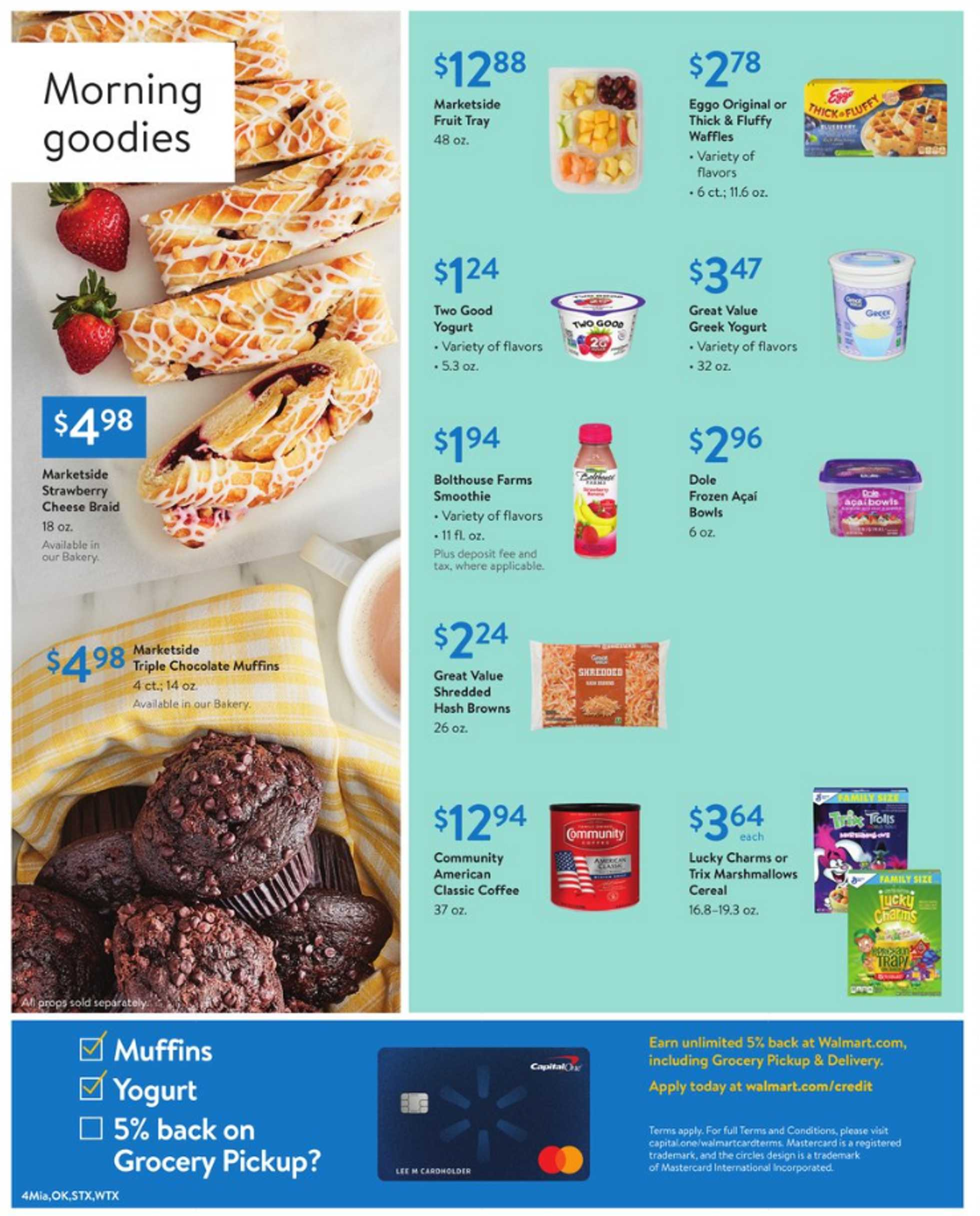 Walmart - deals are valid from 02/28/20 to 03/14/20 - page 3.