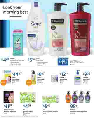 Walmart - deals are valid from 08/30/19 to 09/14/19 - page 10.