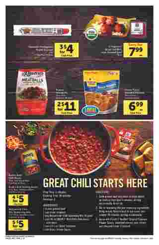 Safeway - deals are valid from 01/02/20 to 02/04/20 - page 8.