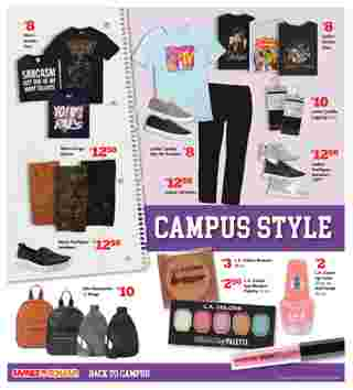 Family Dollar - deals are valid from 08/02/20 to 08/15/20 - page 13.