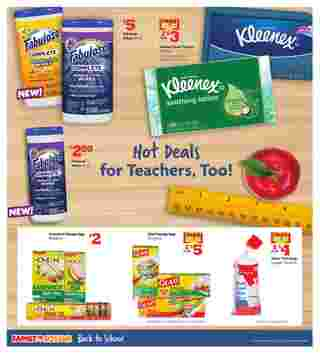 Family Dollar - deals are valid from 08/02/20 to 08/15/20 - page 7.