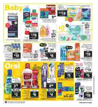 CVS - deals are valid from 07/26/20 to 08/01/20 - page 9.