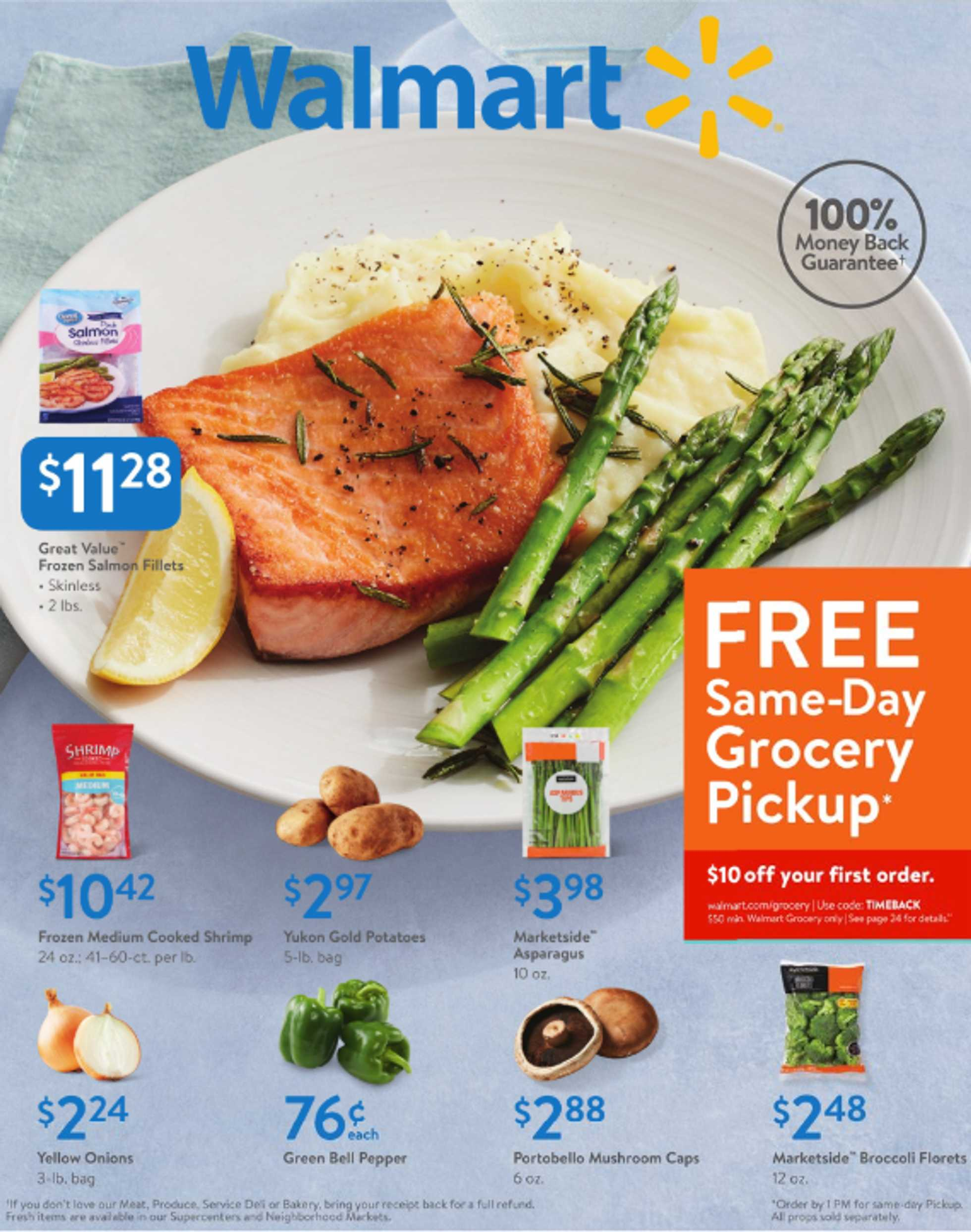 Walmart - deals are valid from 03/01/19 to 03/16/19 - page 1.