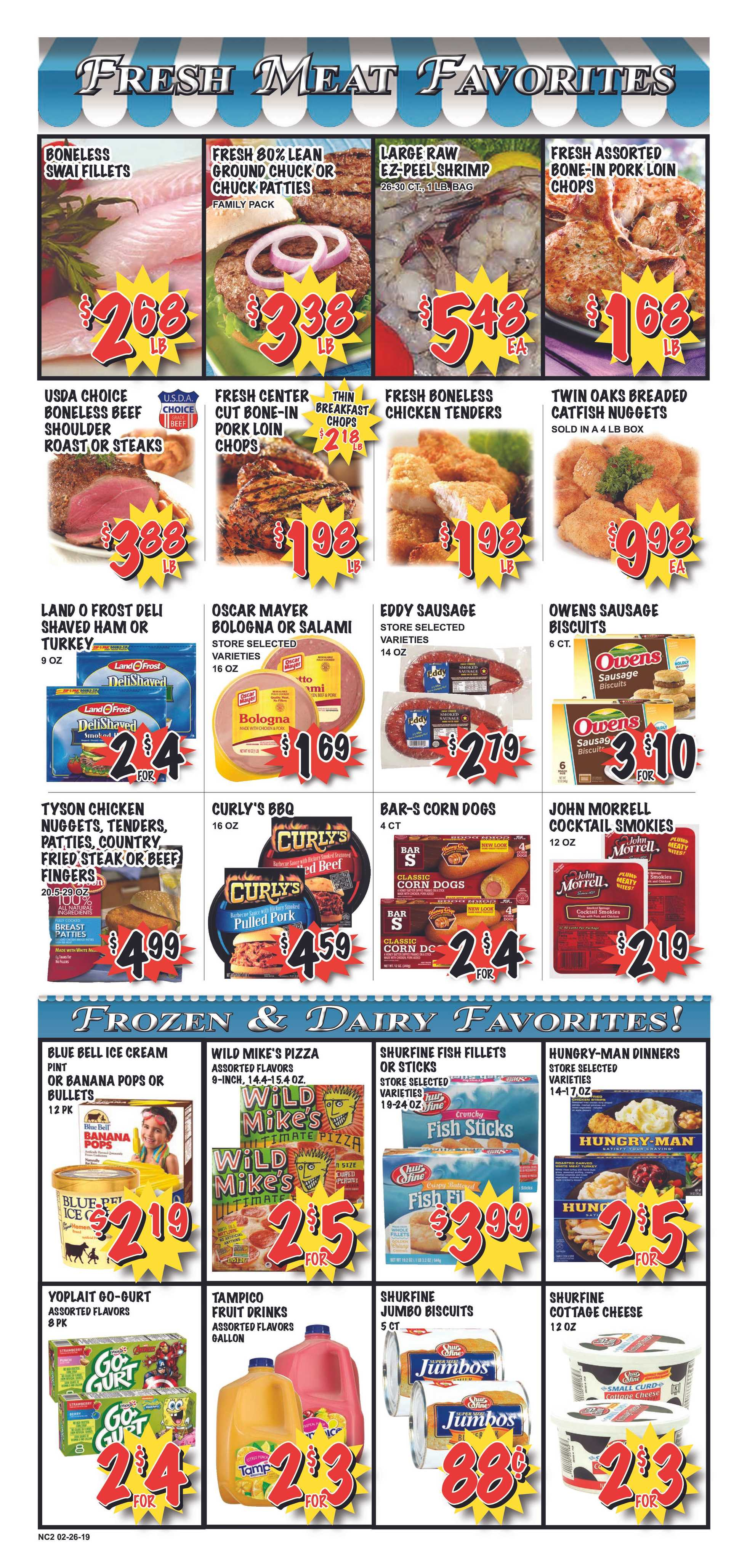 Market Place - deals are valid from 02/26/20 to 03/03/20 - page 2.