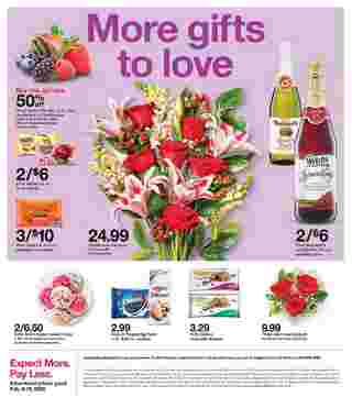 Target - deals are valid from 02/09/20 to 02/15/20 - page 37.