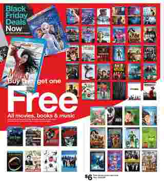 Target - deals are valid from 11/22/20 to 11/28/20 - page 18.