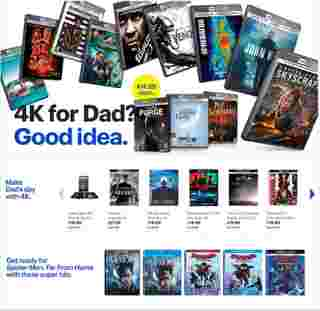 Best Buy - deals are valid from 06/09/19 to 06/15/19 - page 48.