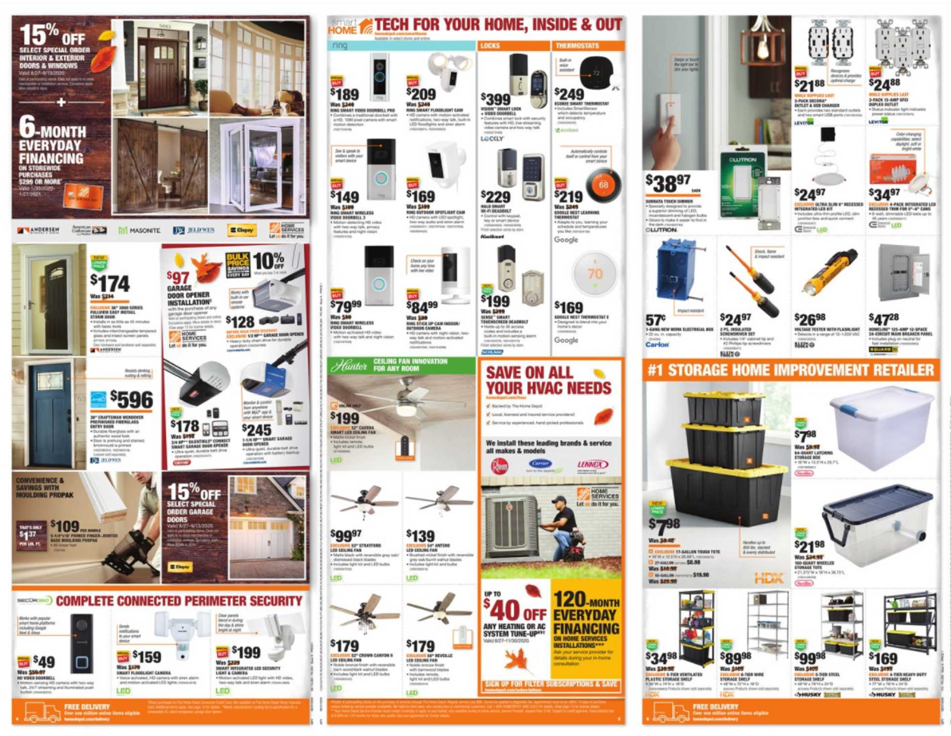 The Home Depot - deals are valid from 08/27/20 to 09/07/20 - page 2.