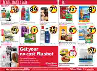 Winn Dixie - deals are valid from 09/30/20 to 10/07/20 - page 20.
