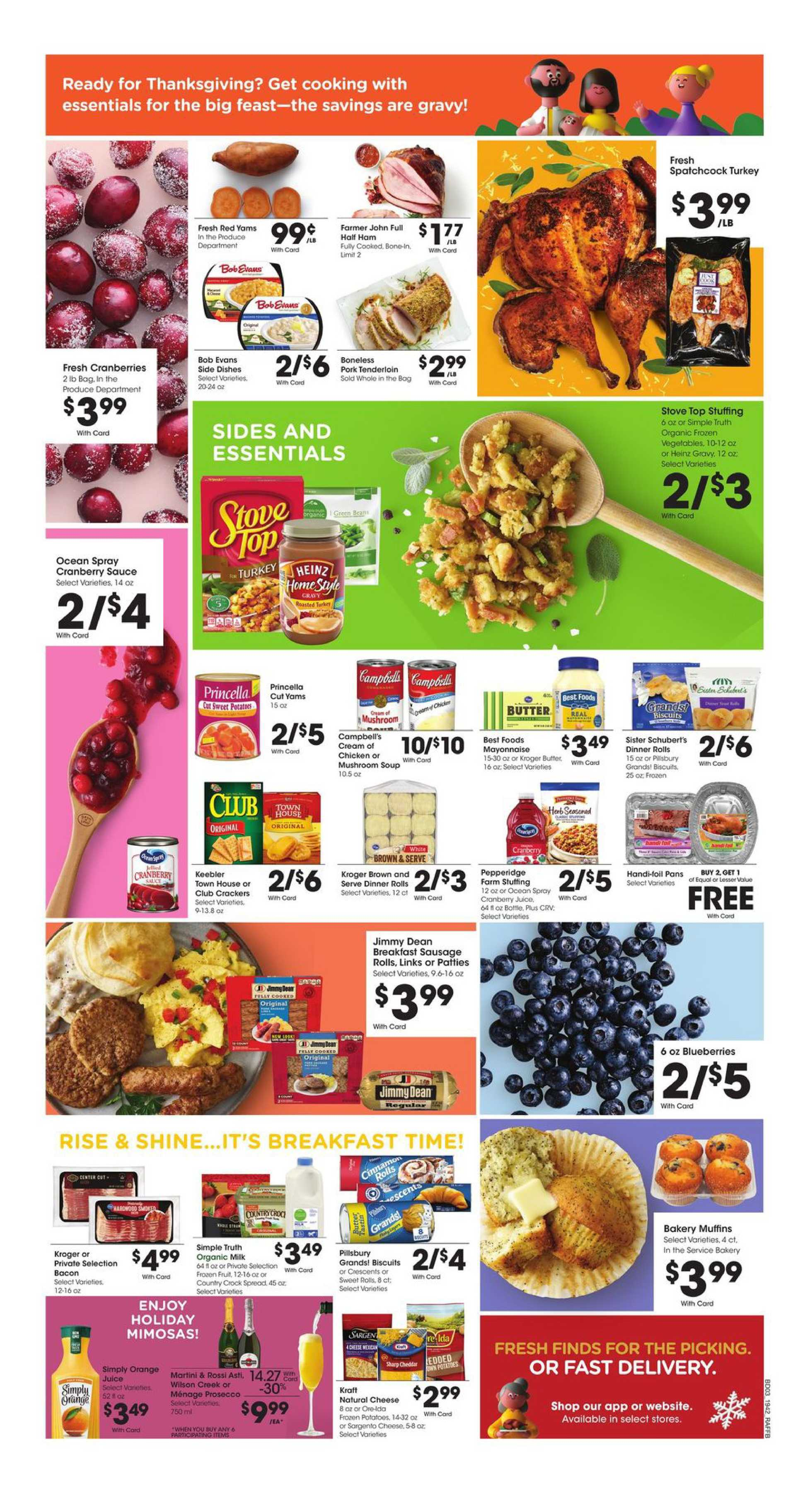 Ralphs - deals are valid from 11/20/19 to 11/28/19 - page 3.