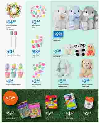 Walmart - deals are valid from 03/27/20 to 04/12/20 - page 12.