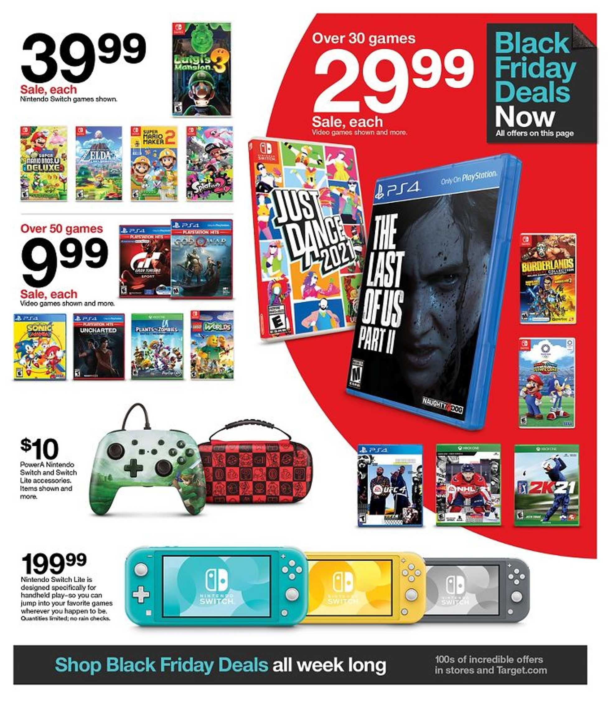 Target - deals are valid from 11/22/20 to 11/28/20 - page 2.