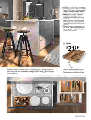 Ikea - deals are valid from 12/01/20 to 08/31/21 - page 27.