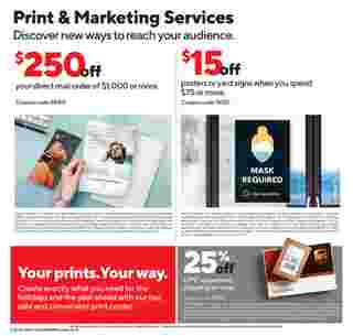 Staples - deals are valid from 11/08/20 to 11/14/20 - page 6.