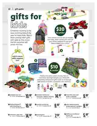 Lidl - deals are valid from 10/30/19 to 12/31/19 - page 53.