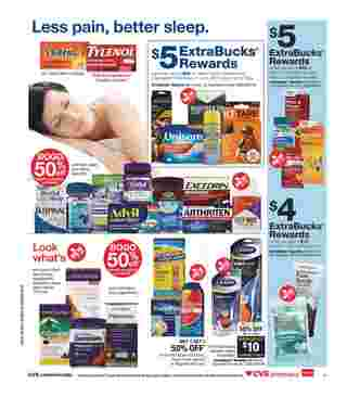 CVS - deals are valid from 08/28/19 to 08/31/19 - page 14.