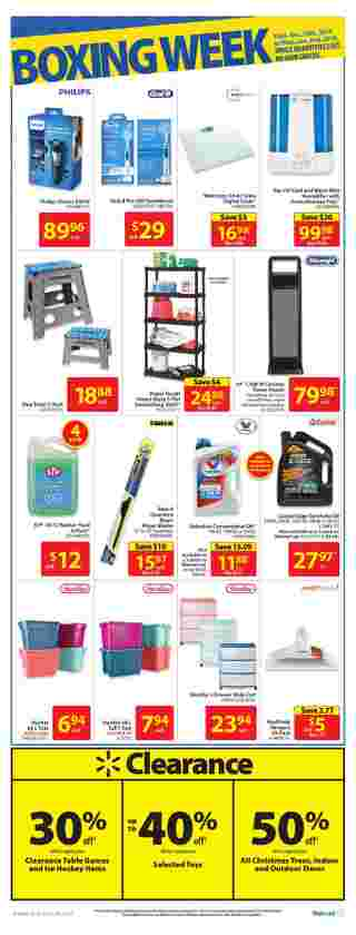 Walmart - deals are valid from 12/26/18 to 01/02/19 - page 9.