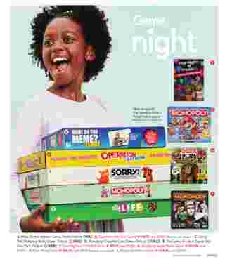 Walmart - deals are valid from 10/24/20 to 12/14/20 - page 43.