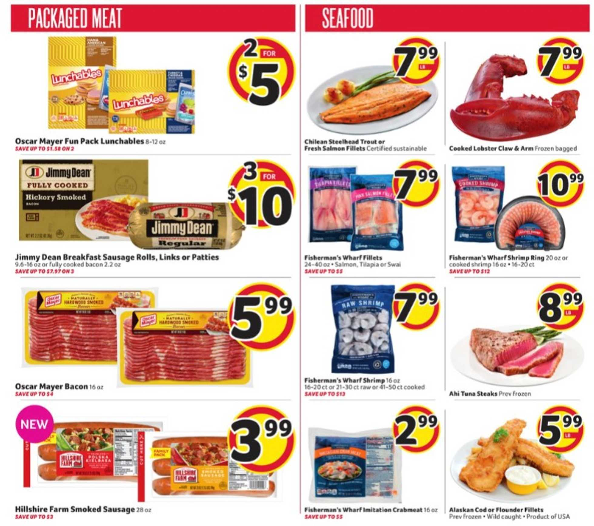 Winn Dixie - deals are valid from 09/30/20 to 10/07/20 - page 4.