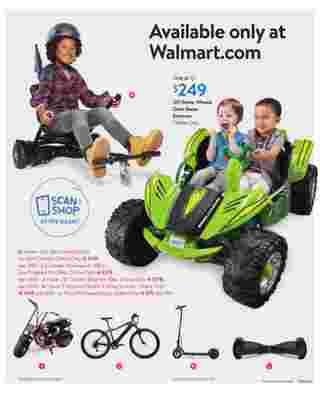 Walmart - deals are valid from 10/24/20 to 12/14/20 - page 55.