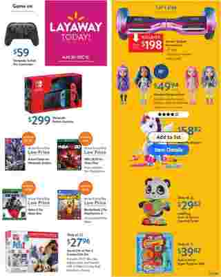 Walmart - deals are valid from 08/30/19 to 09/14/19 - page 23.