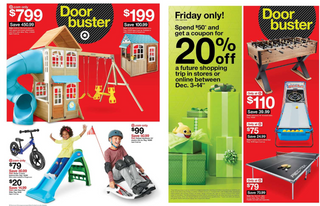Target - promo starting from 11/28/19 to 11/30/19 - page 15.