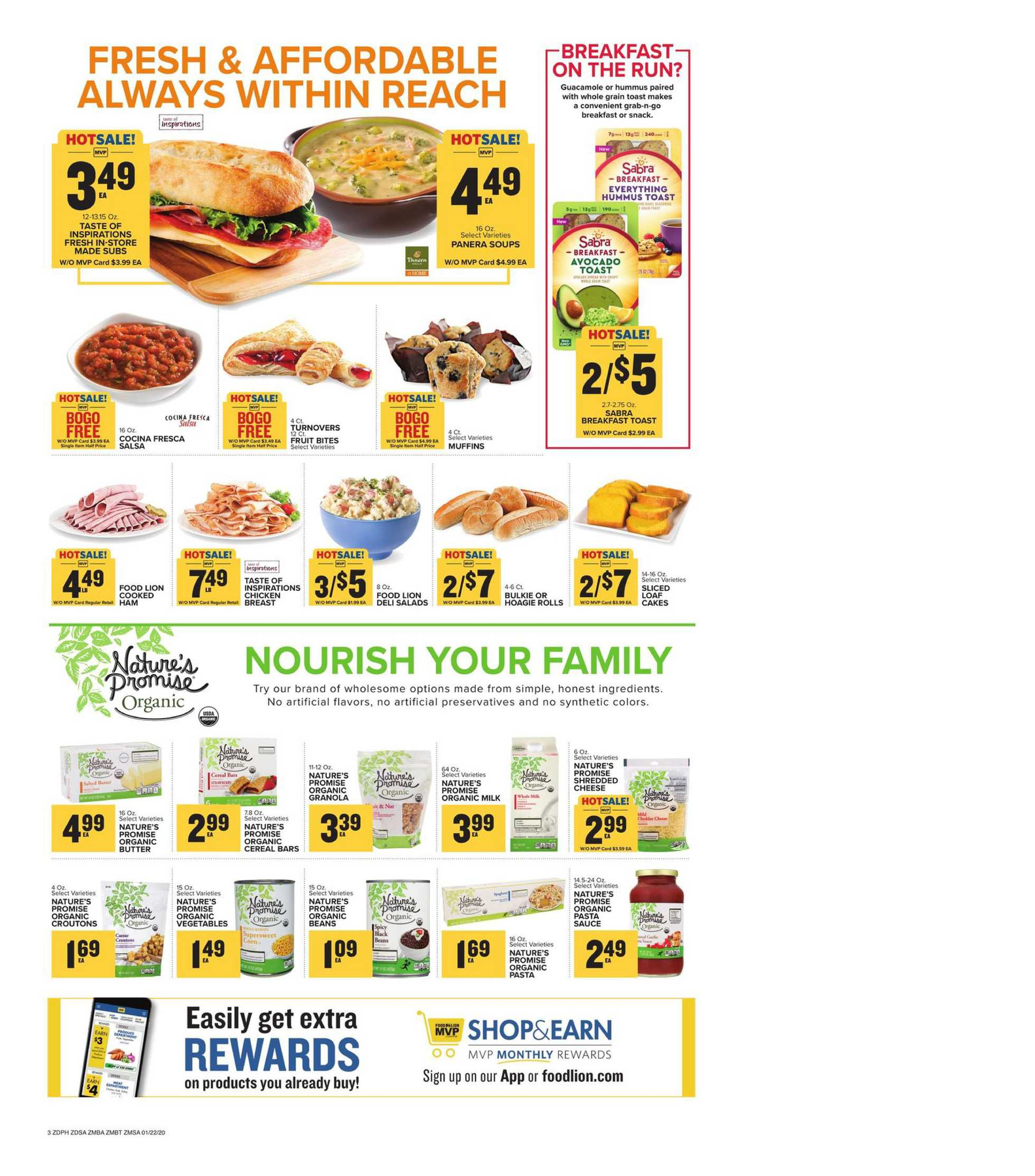 Food Lion - promo starting from 01/22/20 to 01/28/20 - page 3.