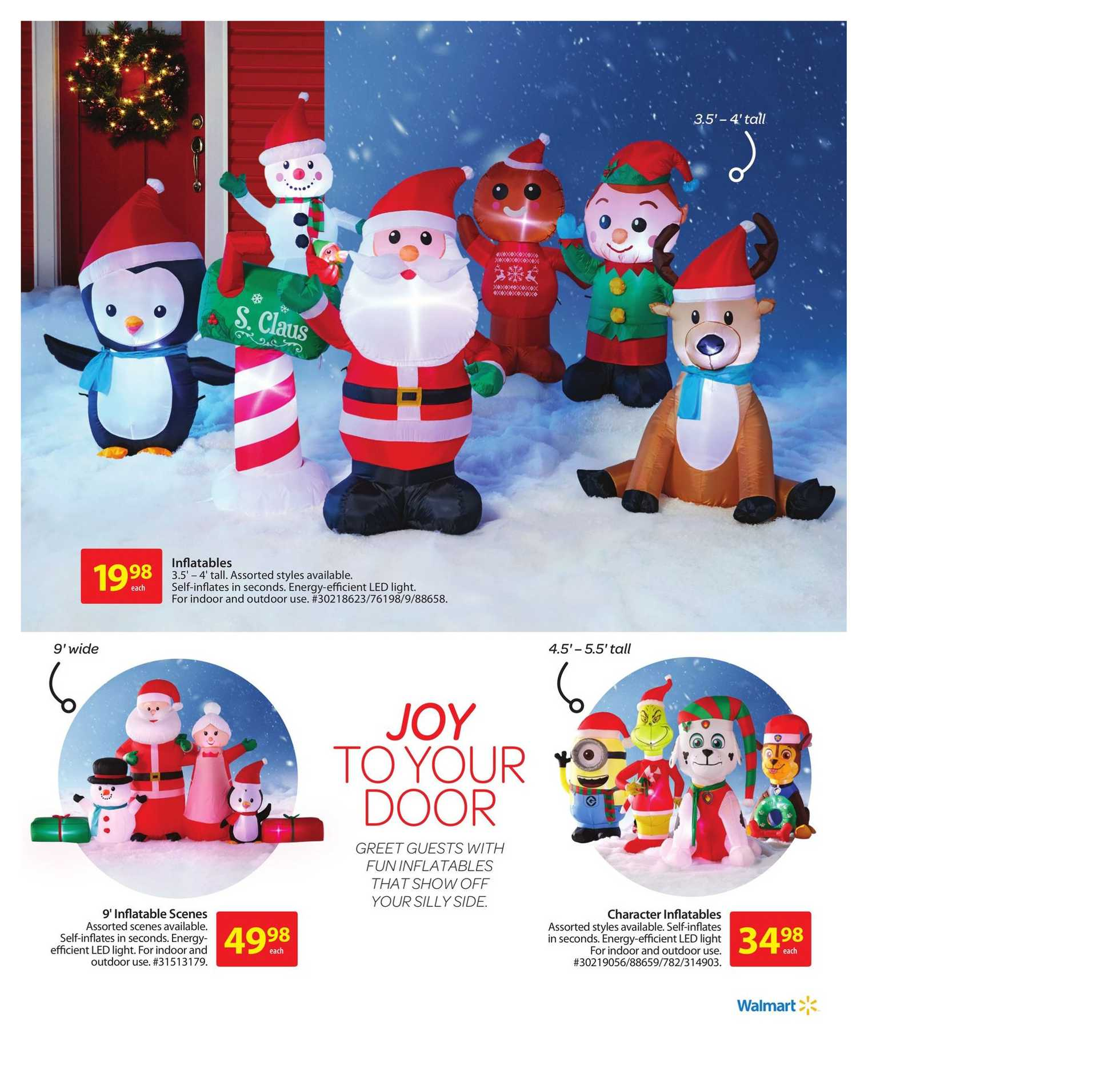 Walmart - deals are valid from 11/08/18 to 12/05/18 - page 4.