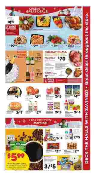 Fred Meyer - deals are valid from 12/18/19 to 12/24/19 - page 9.