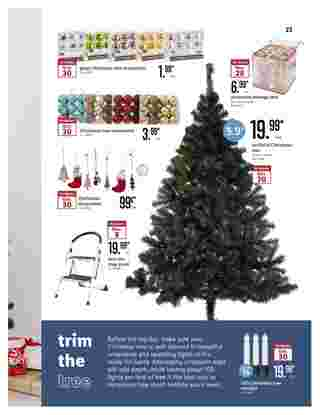 Lidl - deals are valid from 10/30/19 to 12/31/19 - page 44.