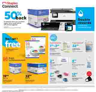 Staples - deals are valid from 08/30/20 to 09/05/20 - page 13.
