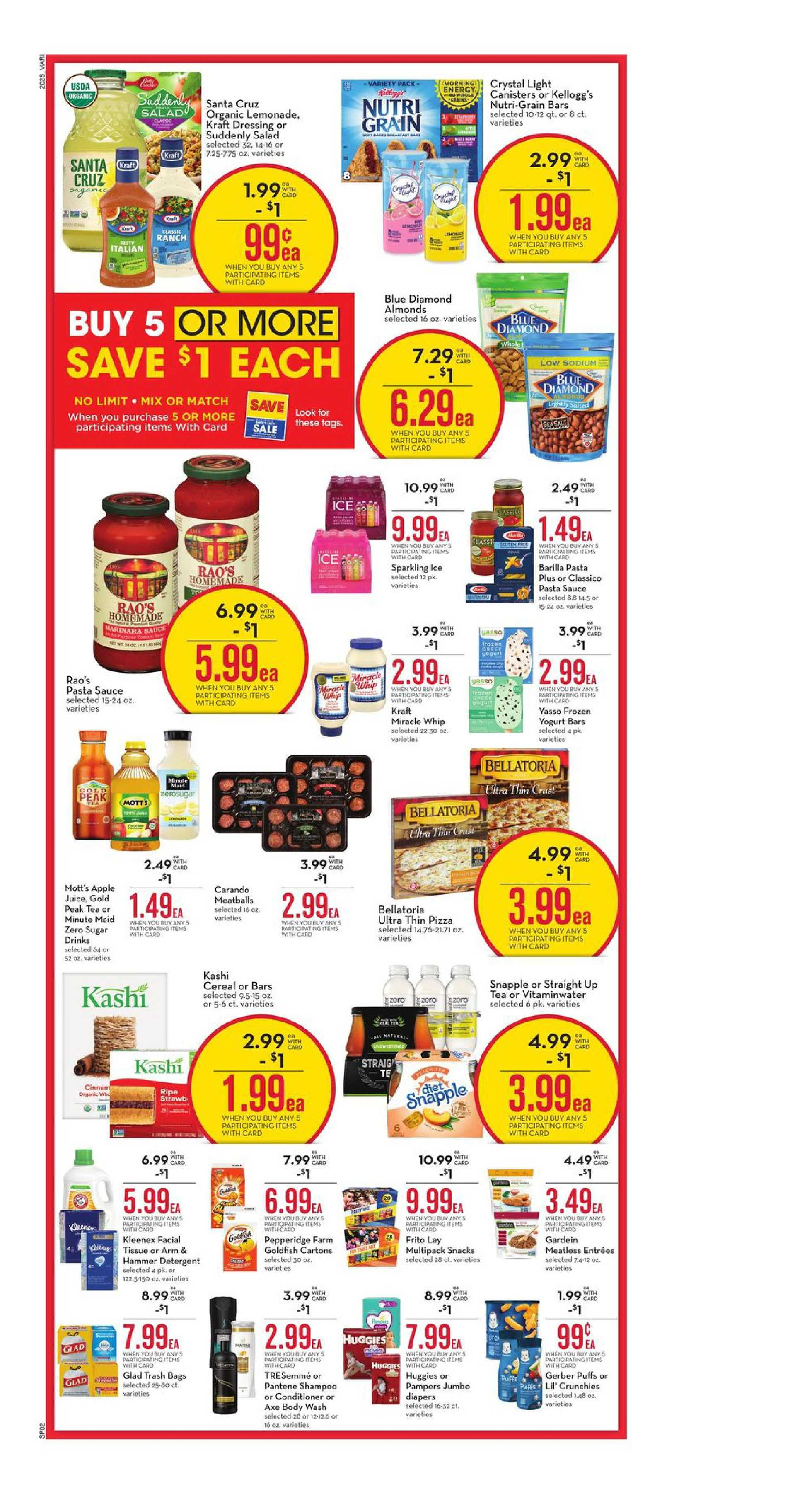 Foods Co. - deals are valid from 08/12/20 to 08/18/20 - page 3.
