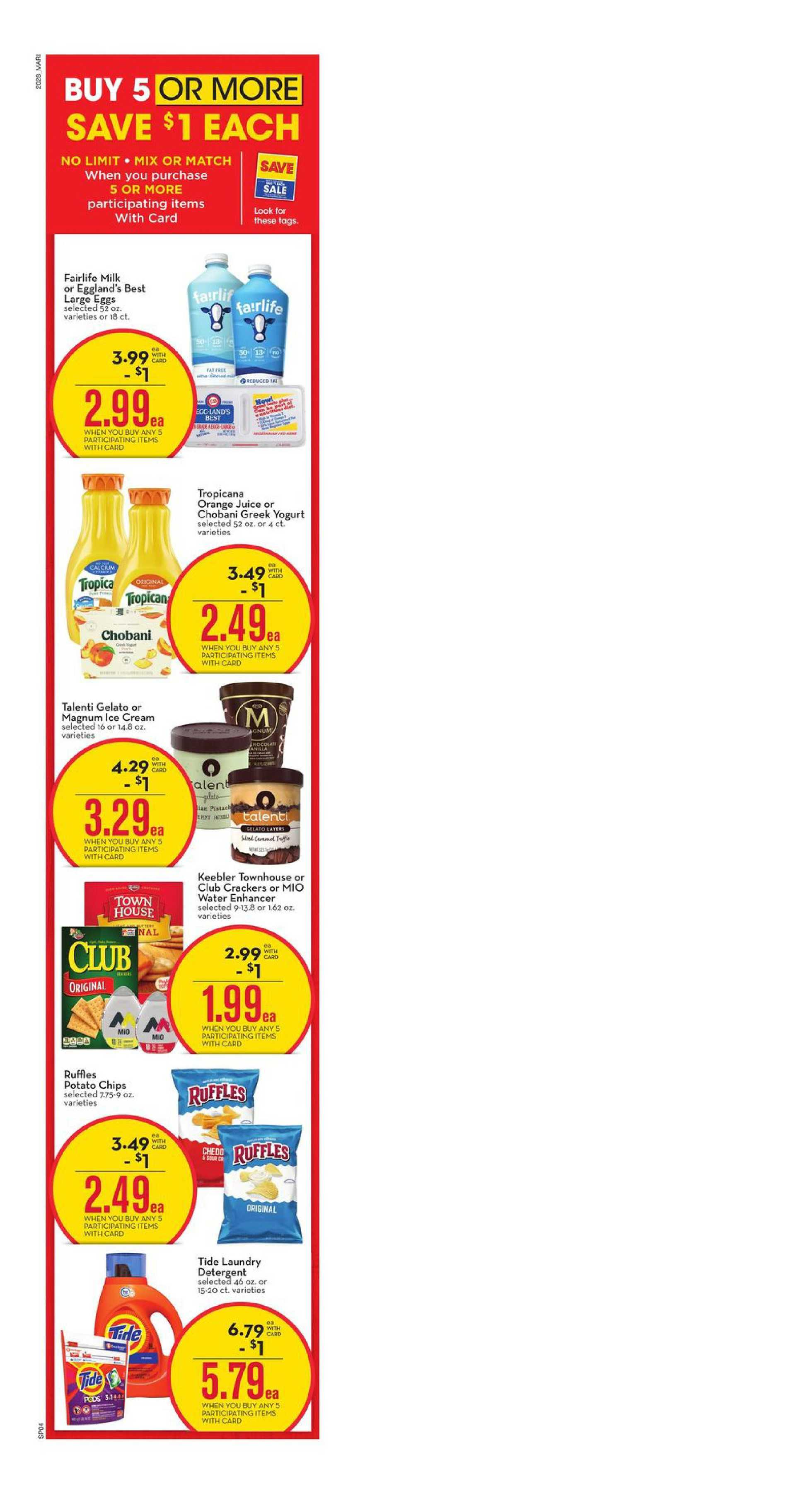 Foods Co. - deals are valid from 08/12/20 to 08/18/20 - page 4.