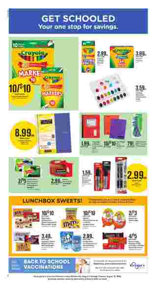 Foods Co. - deals are valid from 08/12/20 to 08/18/20 - page 8.